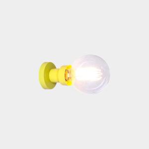 lampada da parete bulb